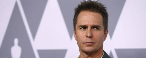 90th Oscars Nominees Luncheon? Arrivals ? Los Angeles, California, U.S., 05/02/2018 ? Actor Sam Rockwell. REUTERS/Mario Anzuoni ORG XMIT: LOA203