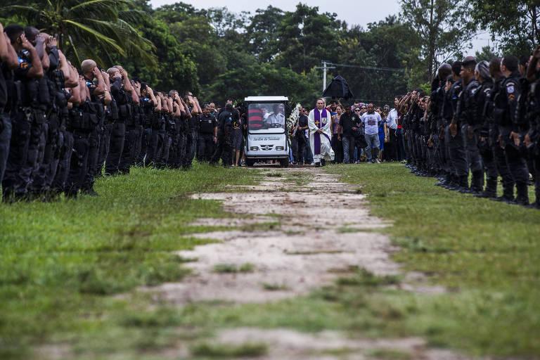 Tenente é 20º policial morto no Rio em 2018