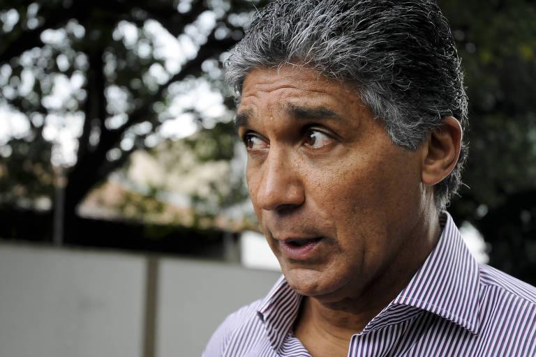 O ex-diretor de engenharia da Dersa Paulo Vieira de Souza, conhecido como Paulo Preto
