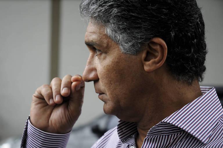 O ex-diretor da Dersa Paulo Vieira de Souza, conhecido como Paulo Preto -