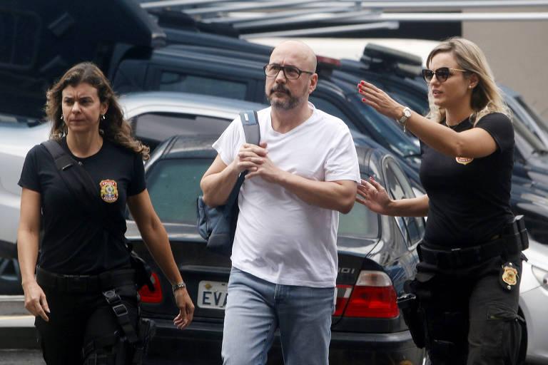 Orlando Diniz, da Fecomercio-RJ, preso em 2018