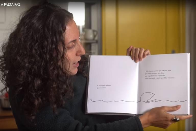 Vídeo de JoutJout sobre livro infantil viraliza nas redes sociais