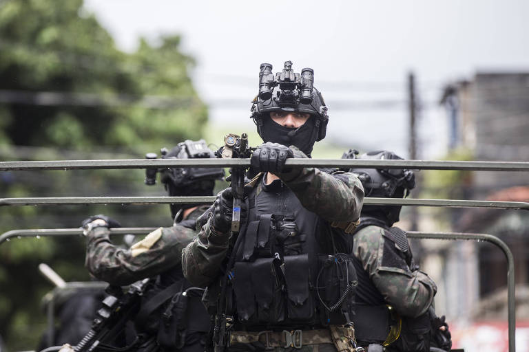Intervenção federal no Rio