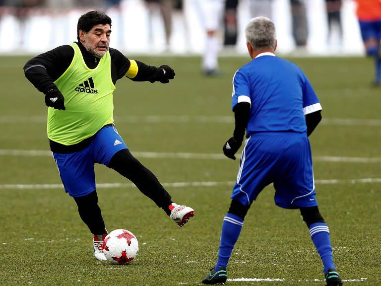 Isto é Maradona
