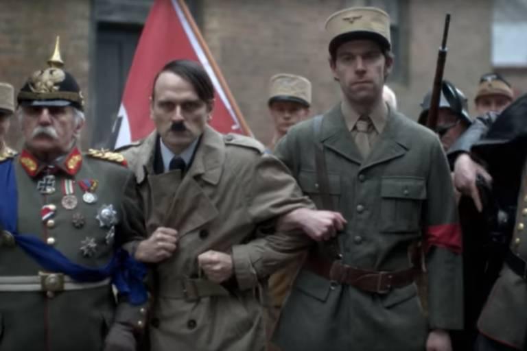 """Cena de """"Hitler's Circle Of Evil"""", minissérie sobre cúpula nazista"""