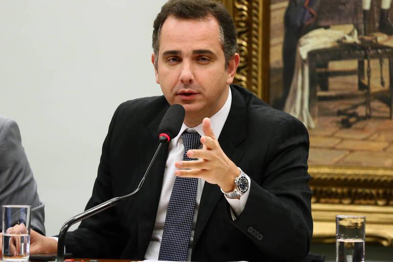 Deputado federal Rodrigo Pacheco (MDB-MG), pré-candidato ao governo de Minas
