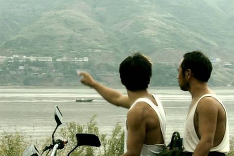 fig. 9. Still Life. Em busca da vida (2006), de Jia Zhangke Foto: Reprodução  Filme
