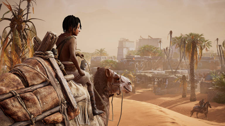'Discovery Tour' do Assassin's Creed: Origins