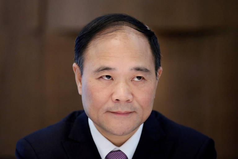 Li Shufu, da Geely, que comprou 9,69% das ações da Daimler por cerca de US$ 9 bilhões