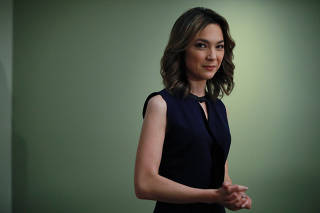 Emily Chang, author of ?Brotopia,