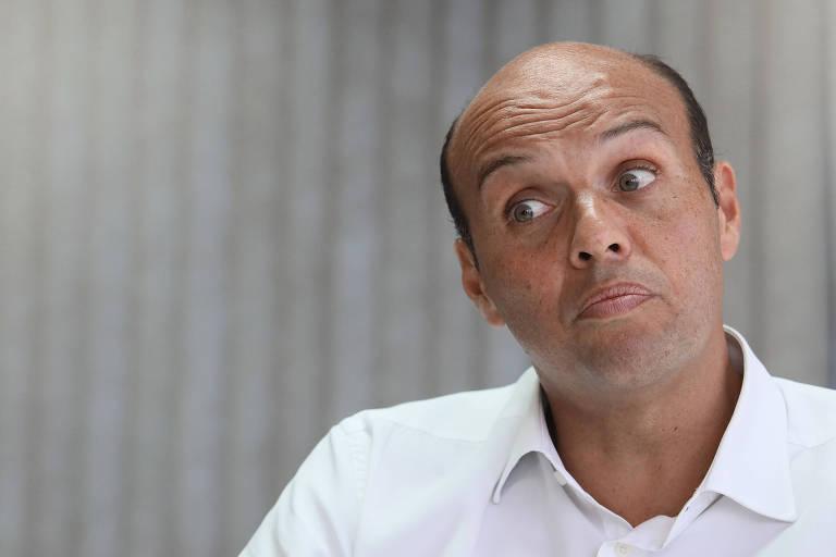 Claudio Carvalho, 48, secretário de Prefeituras Regionais de São Paulo