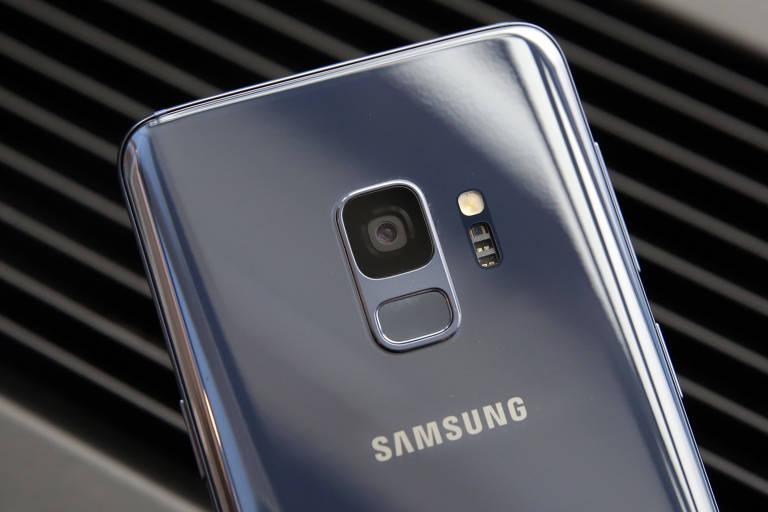 Samsung apresenta novo S9 e S9+