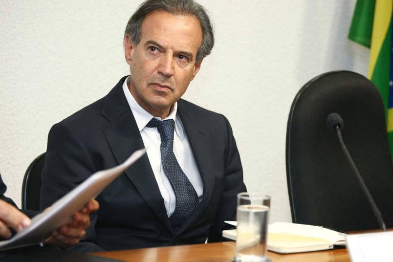 O empresário e operador financeiro Adir Assad