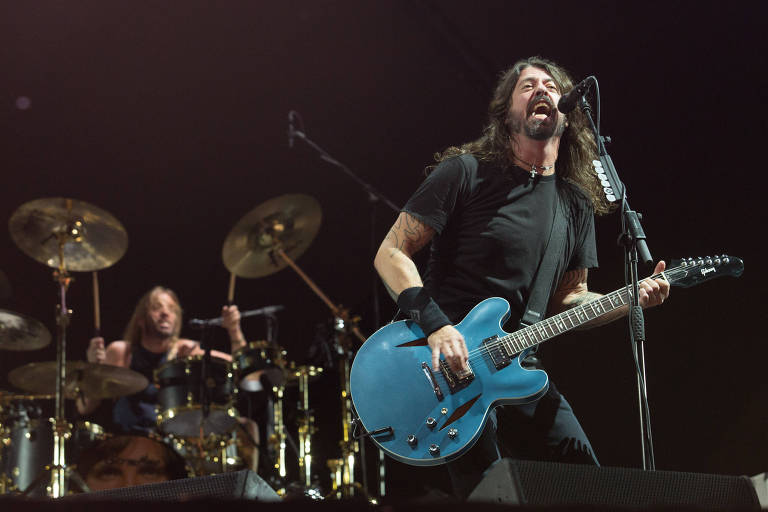 Foo Fighters e Queens of The Stone Age no Maracanã