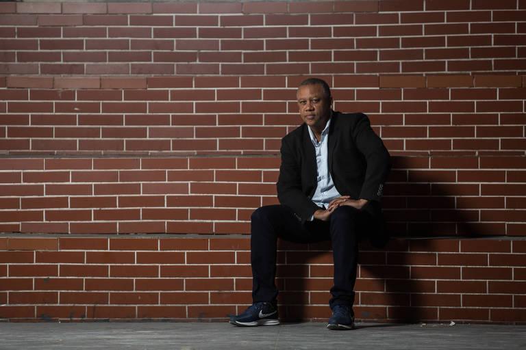 O empresário e ativista social Celso Athayde, um dos fundadores do partido Frente Favela Brasil, no Rio