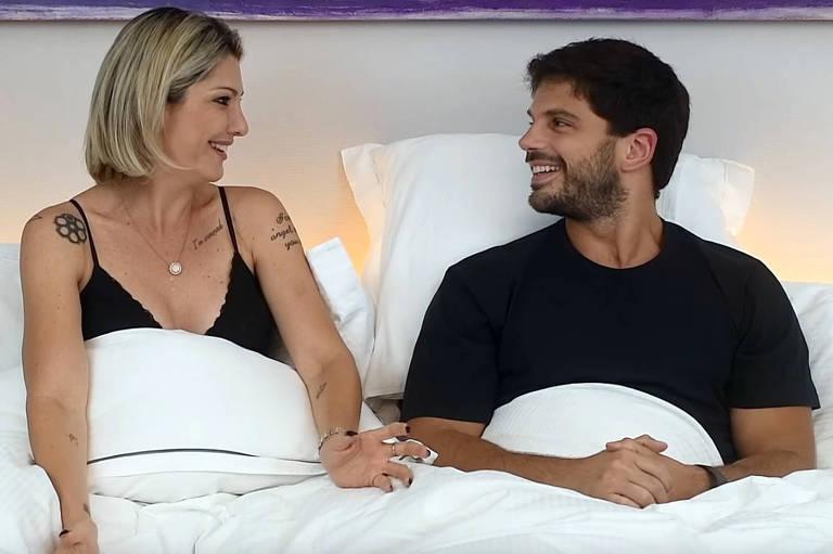 Antonia Fontenelle entrevista ator Duda Nagle