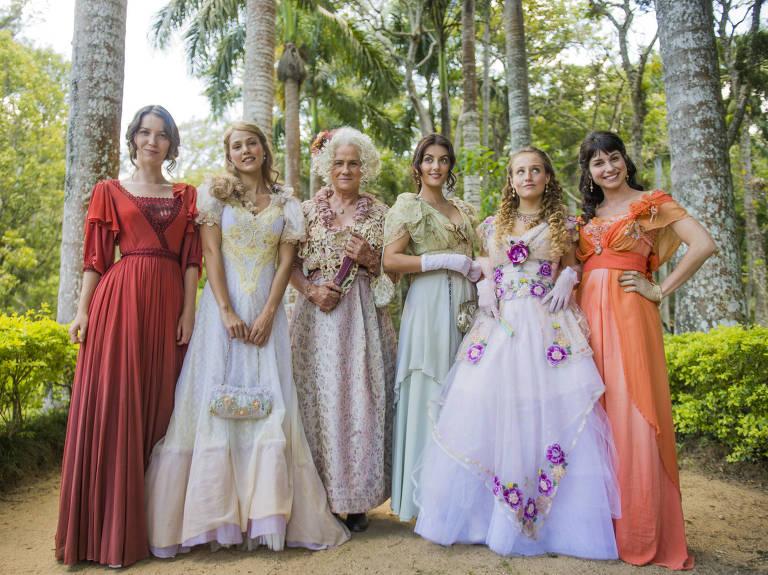 As mulheres da família Benedito