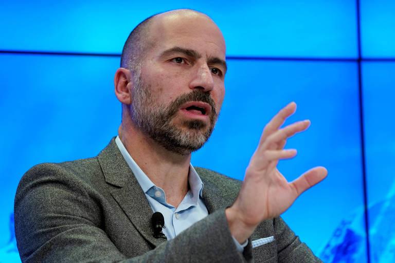 Dara Khosrowshahi, 48, CEO da Uber