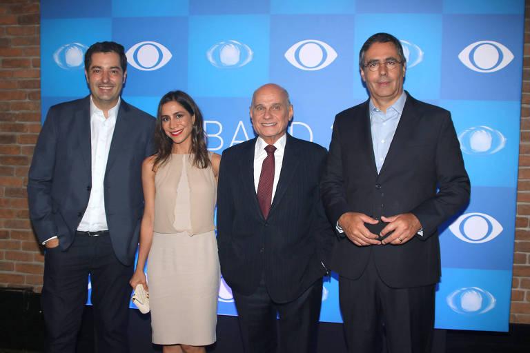 Bandeirantes faz lançamento da programação 2018