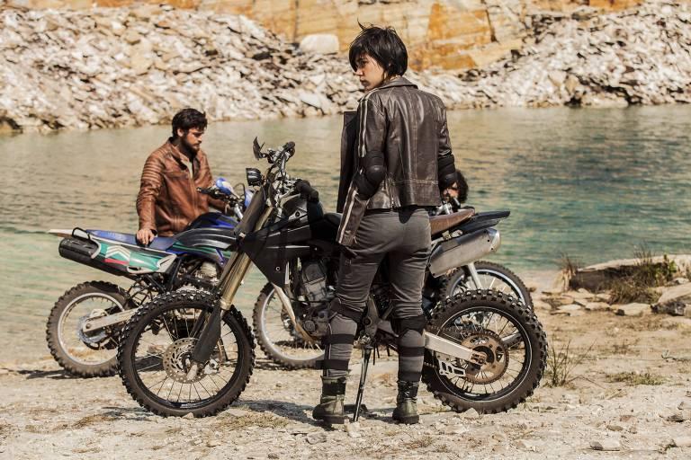 """Cena de """"Motorrad"""", de Vicente Amorim"""