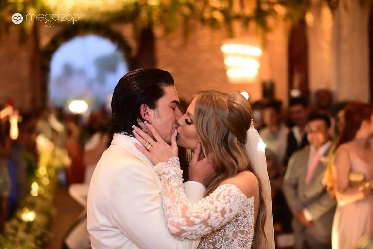 Casamento de Whindersson Nunes e Luísa Sonza