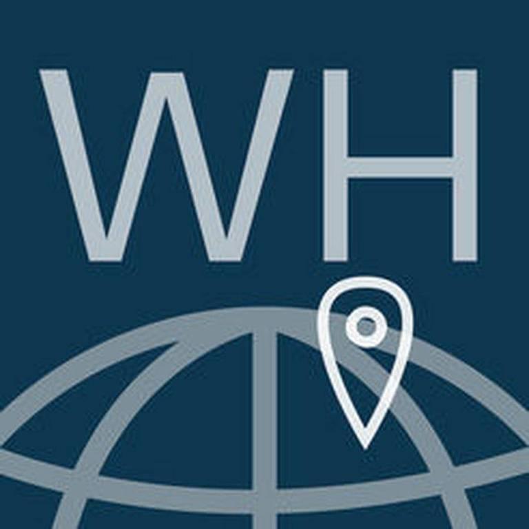Logo do aplicativo World Heritage