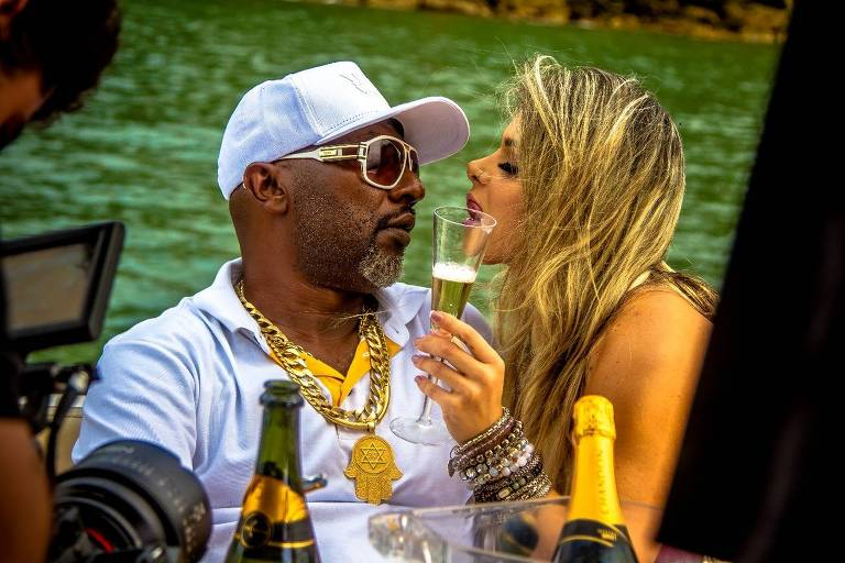 Mr Catra grava novo clipe no México