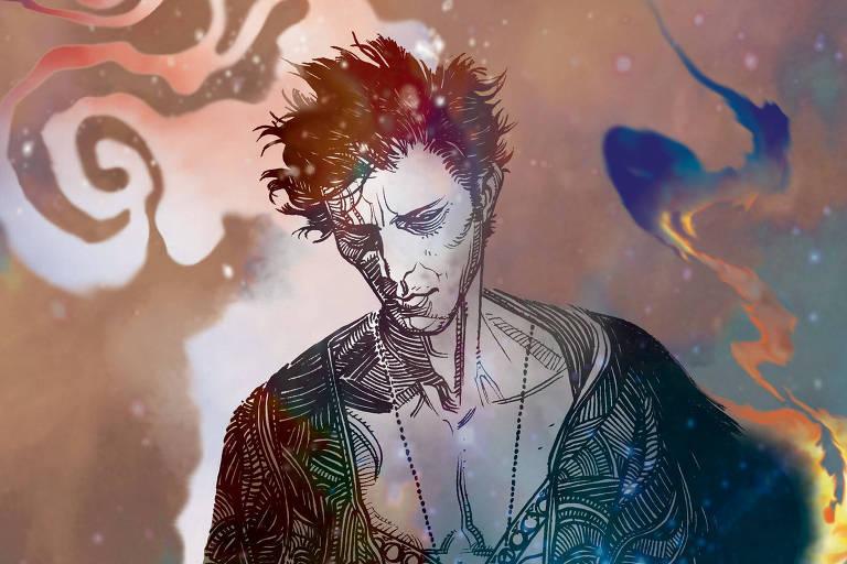 Neil Gaimananuncia retorno ao universo de'Sandman'