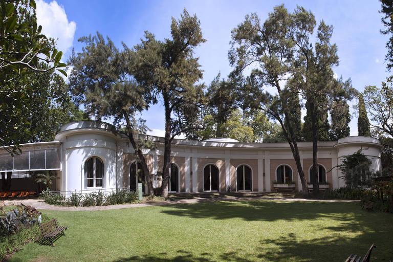 Fundação Cultural Ema Gordon Klabin, casa-museu nos Jardins