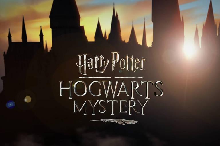 """Imagem de divulgação do jogo """"Harry Potter: Mistérios de Hogwarts"""""""