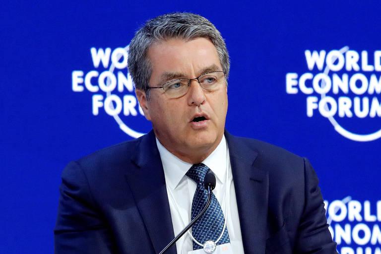 O diretor-geral da OMC (Organização Mundial do Comércio), Roberto Azevedo, expressou preocupação com o plano do presidente americano.