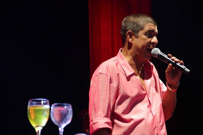 Zeca Pagodinho será atração de festa no BBB