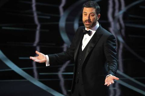89th Academy Awards - Oscars Awards Show - Jimmy Kimmel host. REUTERS/Lucy Nicholson ORG XMIT: RW125