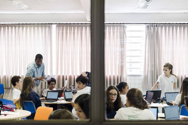 Ensino médio brasileiro