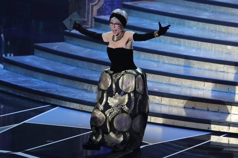 Cerimônia de entrega do Oscar 2018
