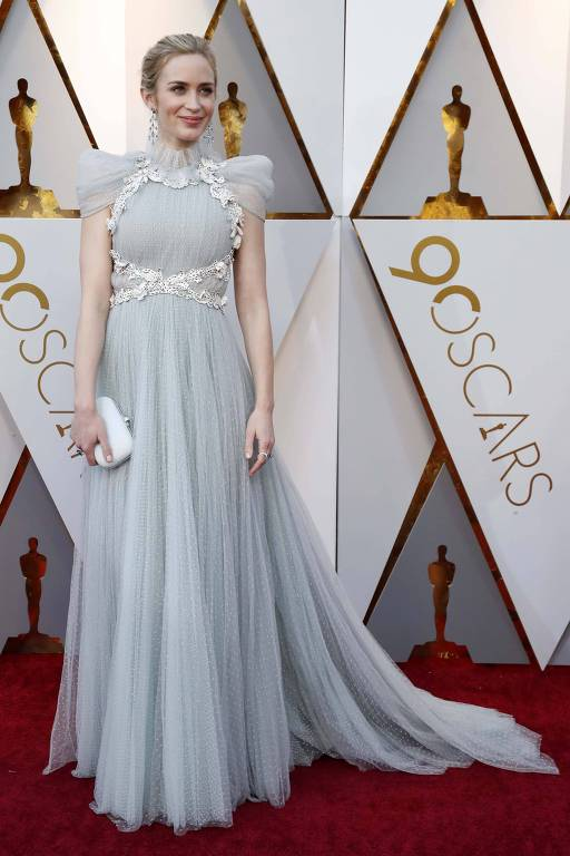 Tapete Vermelho do Oscar 2018