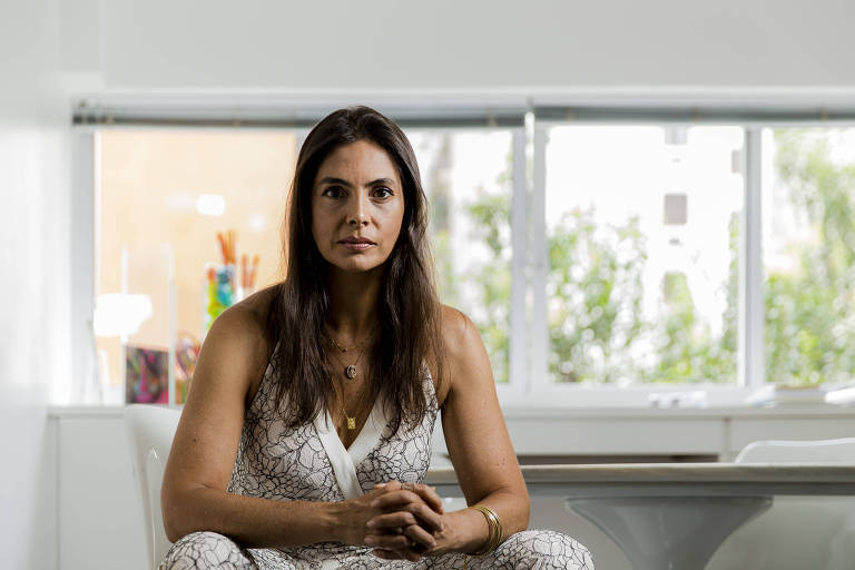 A empresária e socialite Rosangela Lyra