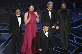 Sebastian Lelio, Nicolas Saavedra, Daniela Vega, Alejandro Goic, Pablo Larrain