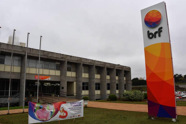 Unidade da BRF em Santa Catarina