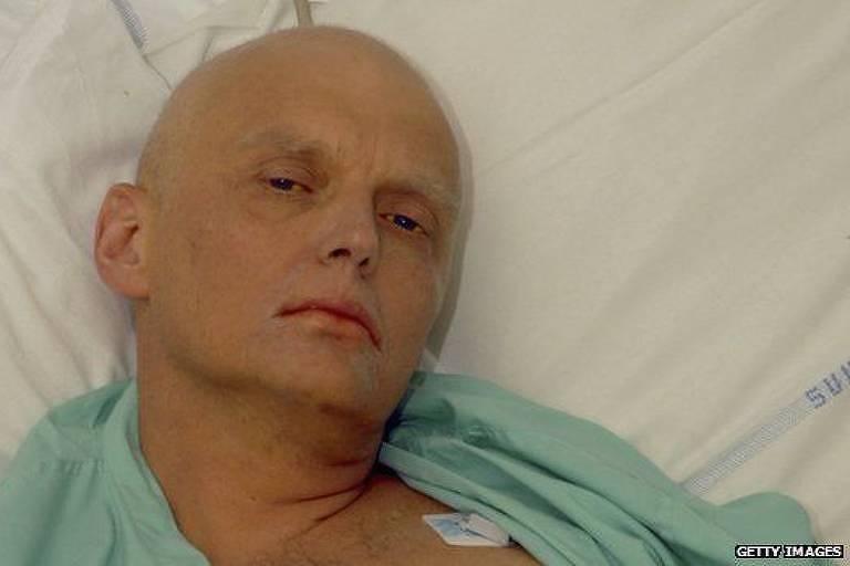 Alexander Litvinenko foi enveneado com polônio-210; inquérito culpou Putin