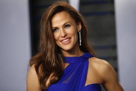 2018 Vanity Fair Oscar Party ? Arrivals ? Beverly Hills, California, U.S., 04/03/2018 ?  Jennifer Garner, REUTERS/Danny Moloshok ORG XMIT: VFP282