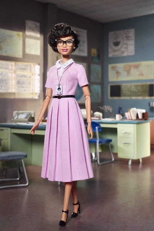Barbie homenageia ícones femininos em nova coleção