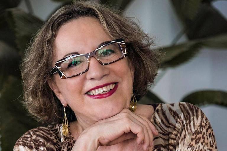 A psicanalista e escritora Regina Navarro Lins