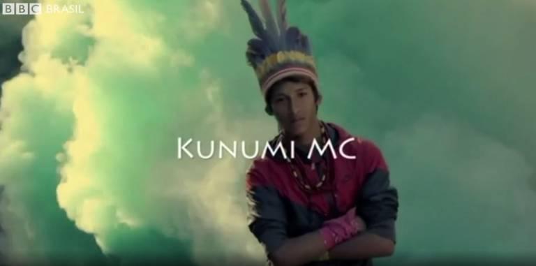 Kunumi MC: o rapper indígena que faz versos sobre demarcação de terra