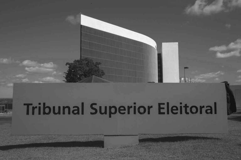 Prédio do Tribunal Superior Eleitoral, em Brasília