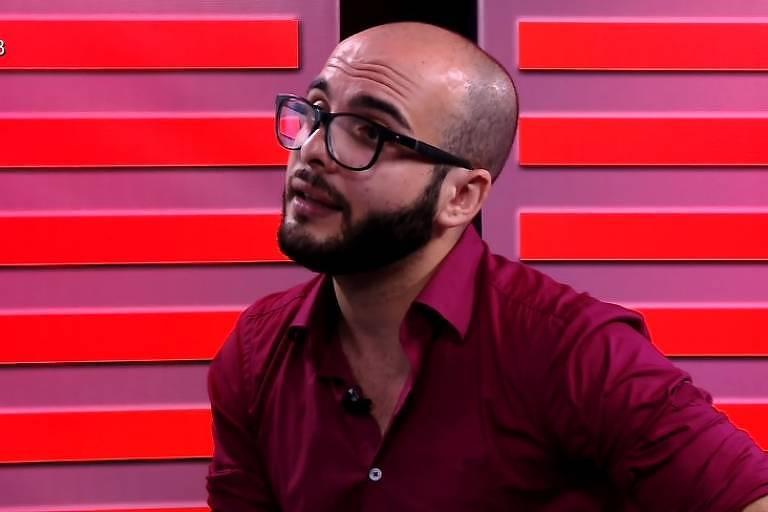 Mahmoud é eliminado do BBB 18