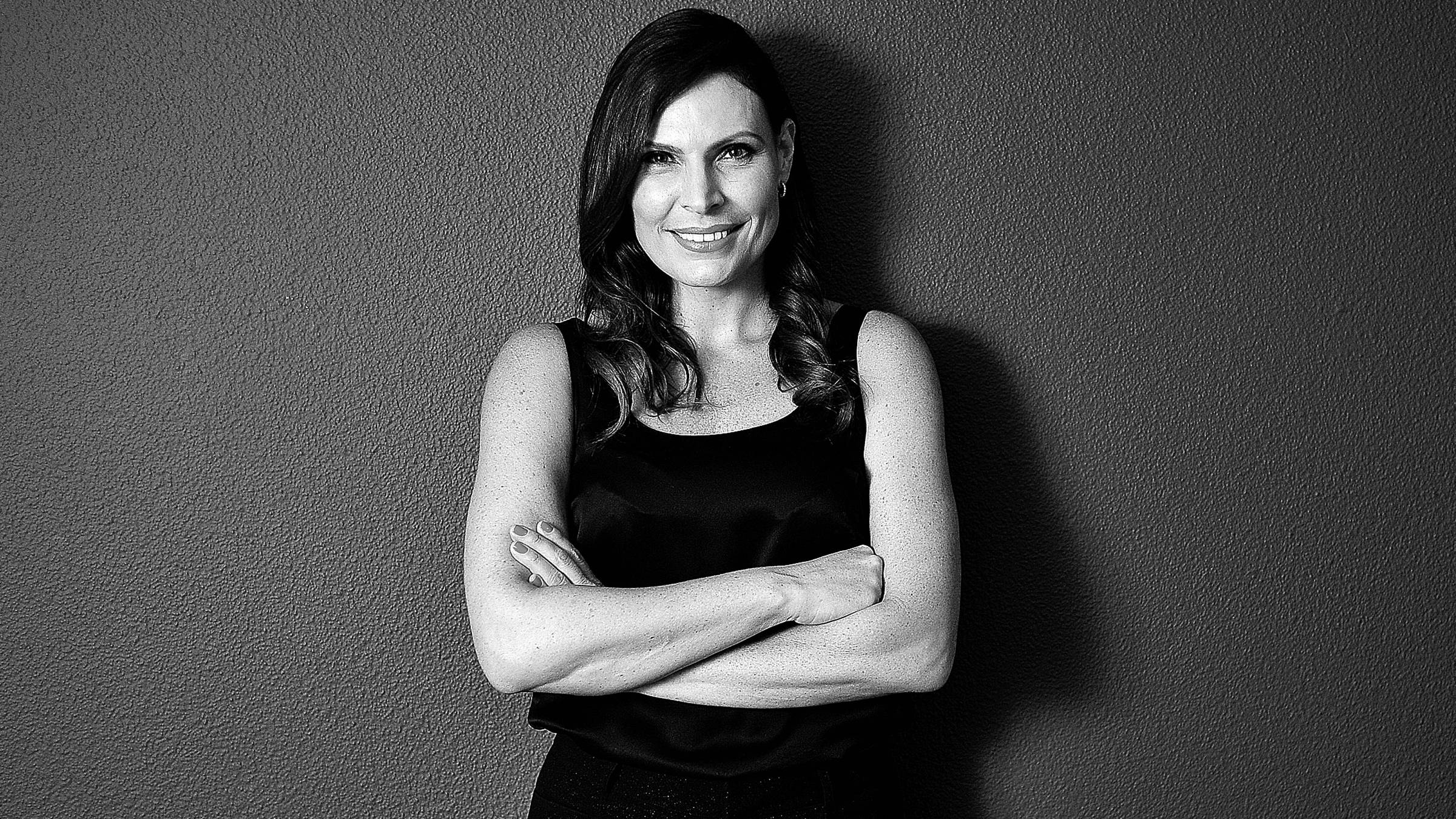 A sexóloga Laura Muller