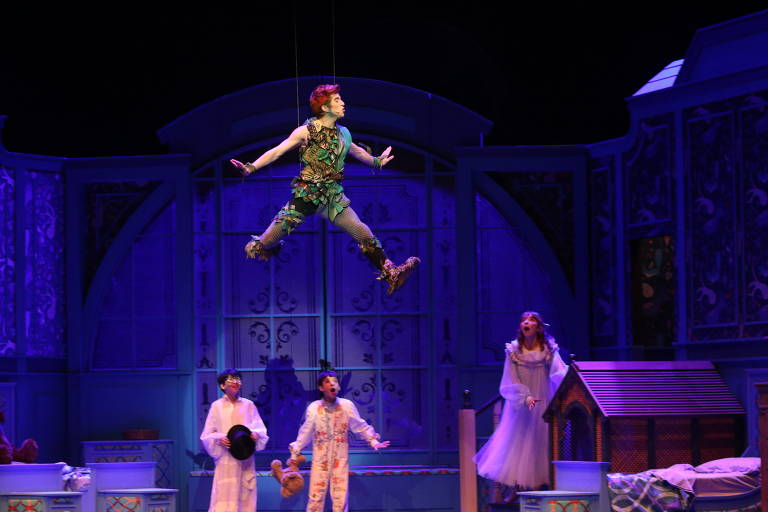 Peter Pan, o Musical