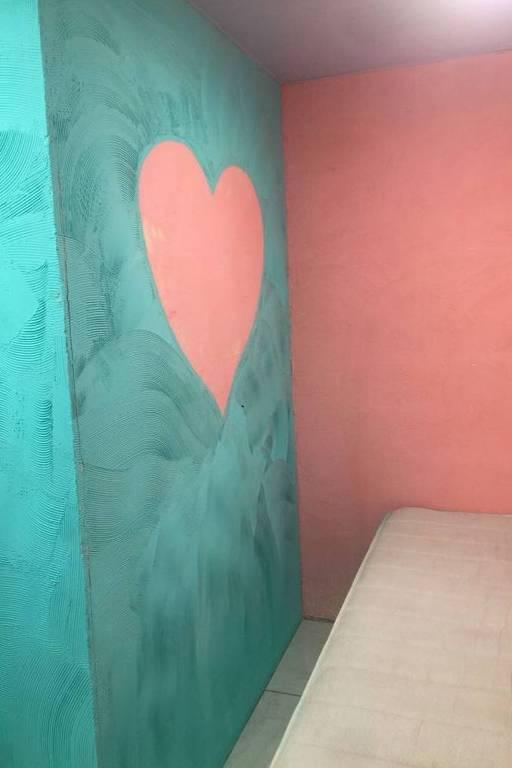 Inspeção na cadeia de Benfica, no Rio, mostra espaço para receber visitas