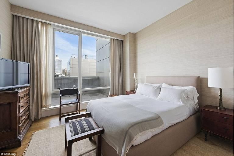 Justin Timberlake e Jessica Biel colocam apartamento à venda